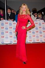JAN 23 2013 National Television Awards