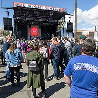 Treefort Music Festival, Main Stage, Allison Corona photo.