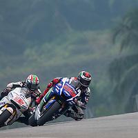 2015 MotoGP World Championship, Round 17, Sepang International Circuit, Malaysia, 25 October, 2015
