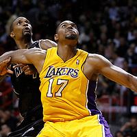 120119 - Lakers at Heat