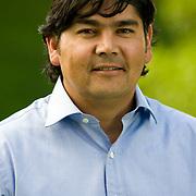 Three Hoots Wines winemaker Gustavo A Gonzalez.