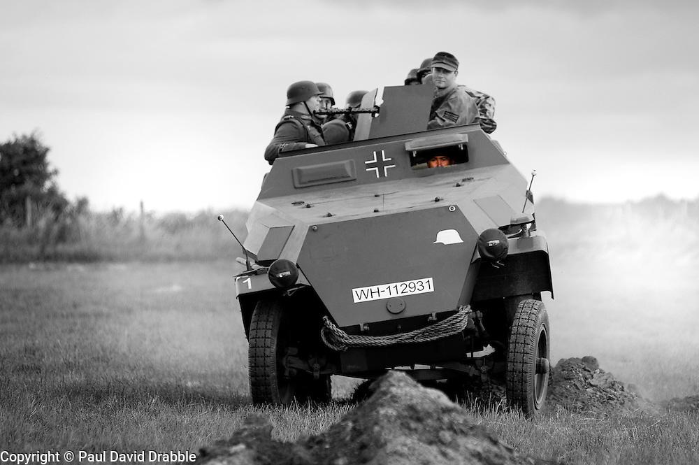 Halftrack sd kfz 251 auf c freelance photography paul david drabble