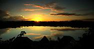 Añangucocha Lake, Laguna, Napo Wildlife Center, Yasuni National Park, Añangu Quichua Community, Amazon Rainforest, Ecuador