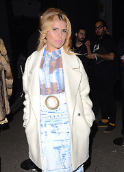 Paloma Faith attends LCM a/w 2015  KTZ Show at The Old Sorting House, New Oxford Street,  London on Sunday 11 January 2015