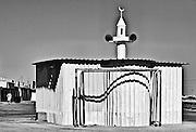 Mosque in Al Sheehaniya near Doha, Qatar