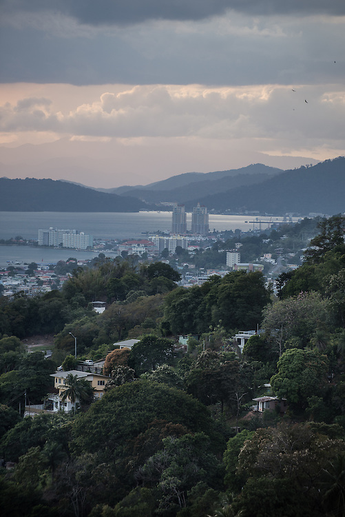 PORT OF SPAIN, TRINIDAD - FEBRUARY 15, 2017: Compared to its Caribbean neighbors, Trinidad gets few tourists except during its vibrant February carnival. This means that this tiny melting pot of a country, with its Indian-Creole-African-Chinese-British heritage, feels welcoming and unadulterated. Skyscrapers don't exist; instead there are captivating gingerbread-style houses with fanciful latticework. The local cuisine, which reflects its hodge-podge of cultures, is intriguing and delicious but not fancy - the best meals in Trinidad are eaten on the street and at cafeteria-style counters, not in high-end restaurants, which tend to be Europeanized. Spend Friday in the capital, Port of Spain, then use Saturday for excursions north to the beach and south to explore the calm waterways and wild birds of the Caroni Swamp. Small but charming, the island's highlights can be seen in a few well-planned days. PHOTO: Meridith Kohut for The New York Times