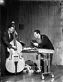 1956 - The new Sham Wilkinson Band at 23 Parliament Street