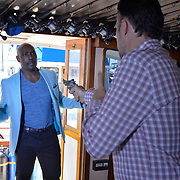 """ROSEWOOD: Morris Chestnut in the """"Boatopsy & Booty"""" episode of ROSEWOOD airing Thursday, Oct. 13 (8:00-8:59 PM ET/PT) on FOX. ©2016 Fox Broadcasting Co. CR: Lisa Rose/FOX"""