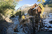 Lost Horse Mill, Crystal River, Elk Mountains