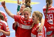 HBALL: 8-10-2016 - Denmark B - Norway B