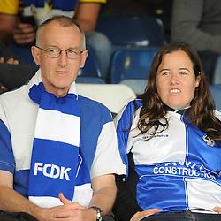 Bristol Rovers fans - Mandatory byline: Neil Brookman/JMP - 07966386802 - 18/08/2015 - FOOTBALL - Kenilworth Road -Luton,England - Luton Town v Bristol Rovers - Sky Bet League Two