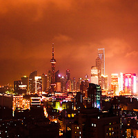Shanghai China in September