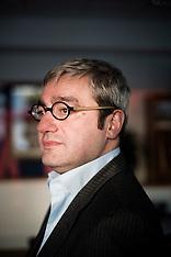 Emmanuel Hoog, président de l'INA (janvier 2010 pour Challenges)