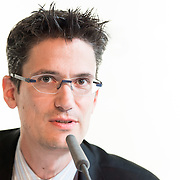 03 June 2015 - Belgium - Brussels - European Development Days - EDD - Financing - Recognising the role of Southern providers of aid in development - Axel Dreher , Professor of International and Development Politics , Heidelberg University , Germany © European Union
