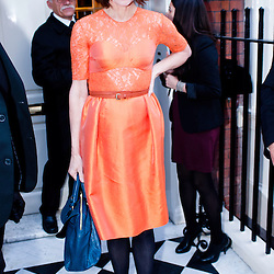London, UK - 19 September 2012: Elizabeth McGovern participates in the fundraising dinner in London for President Barack Obama's 2012 re-election bid.