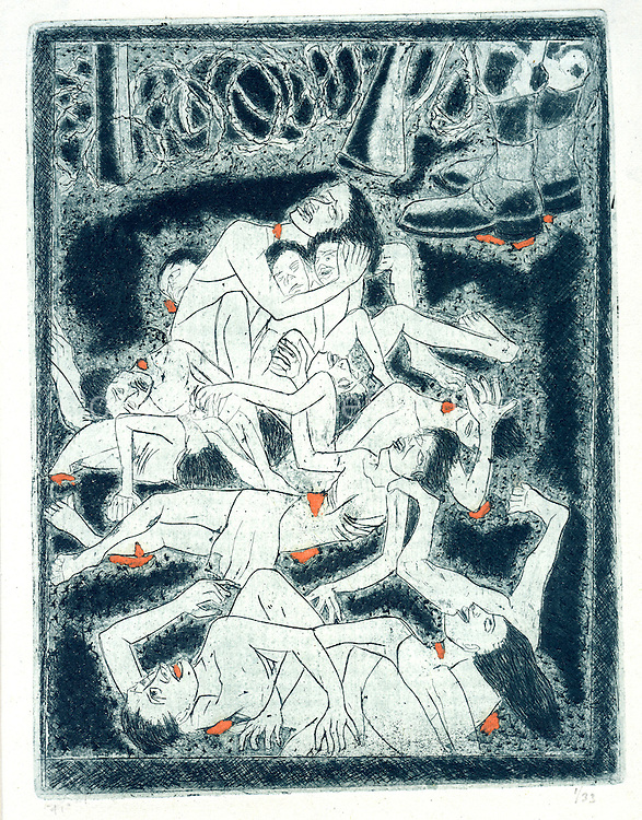 Richard Gabriel - Massacre<br />