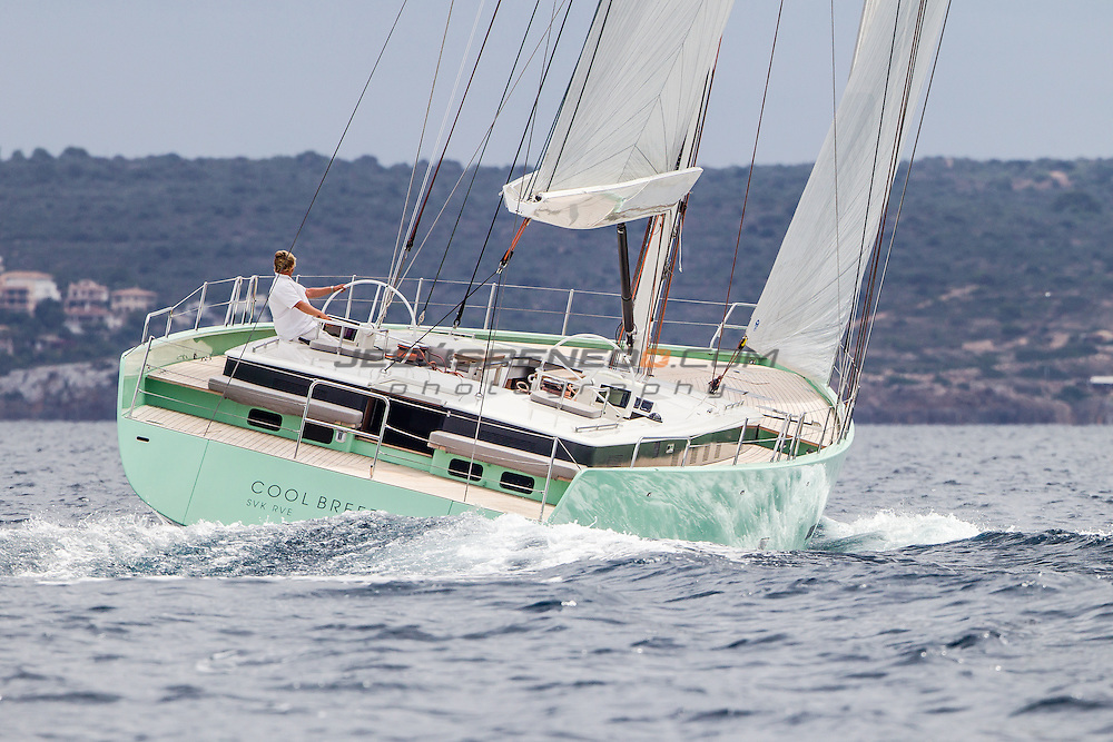 Brenta 80 COOL BREEZE 2015 ©jesus renedo