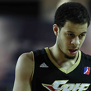 Erie BayHawks Guard Seth Curry (12) in the first half of a NBA D-league regular season basketball game between the Delaware 87ers and the Erie BayHawk (Orlando magic) Friday, Jan. 02, 2015 at The Bob Carpenter Sports Convocation Center in Newark, DEL