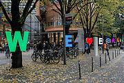 Berlin in Germany.