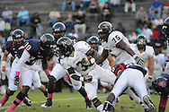 Northwest Community College vs. Northeast Community College in Senatobia, Miss. on Thursday, September 29, 2011.