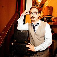 John Hodgman - Thrilling Adventure Hour - The Bell House - September 30, 2012