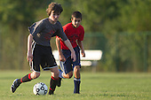 Gloucester County Summer Soccer League: Washington Township D vs KIngsway D - July 11th 2012