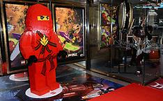 7 FEB 2015 Lego Ninjago:  Masters Of Spinjitzu UK TV Premiere