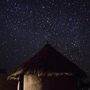 Venda Village in South Africa, near Kruger National Park.