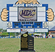 2012 MEAC Track & Field Championships
