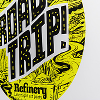 Road Trip Refinery Party