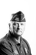 Larry Sanders<br /> Air Force<br /> E-5<br /> Military Police<br /> 1967 - 1970<br /> Vietnam<br /> <br /> Veterans Portrait Project<br /> St. Louis, MO