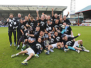 03-05-2014 - Dundee v Dumbarton - Helicopter Saturday
