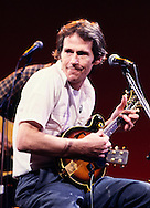 """Levon Helm of The Band 1980 hosting """"Midnight Special"""".© Chris Walter."""