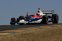 Ed Carpenter at Infineon Raceway, Argent Mortgage Indy Grand Prix, August 28, 2005
