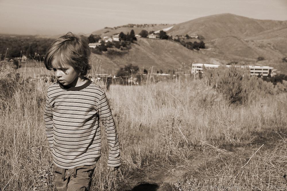 Child Portrait, Boise, Idaho