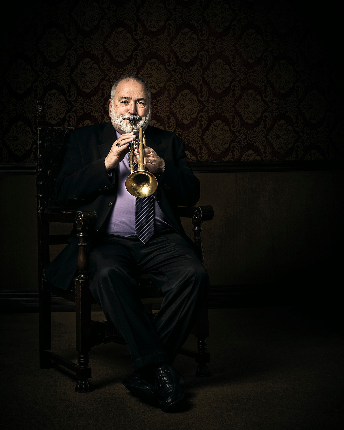 Vince DiMartino International Trumpet Soloist / Clinician. — © Jeremy Lock/