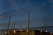 California State Prison Ð Sacramento in Folsom, California, Thursday, Dec. 7, 2006. The California prison system is so crowded that 16,000 inmates are assigned cots in hallways and gyms Ð leading Gov. Arnold Schwarzenegger to declare a state of emergency for the system.