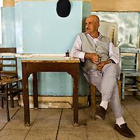 Tea in a Mardin, Turkey tea house