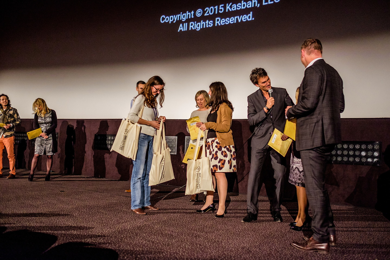 Film Fest Gent - Sfeer (22-10-2015)