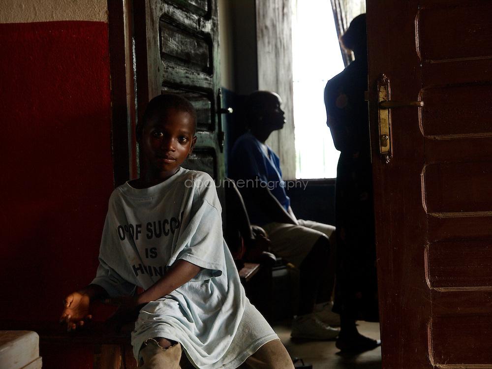 Kingsville clinic, Kingsville #7, Liberia.