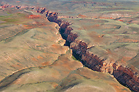 Aerial photos of  the Bighorn Basin of Wyoming