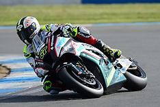 Official British Superbikes Test Donington Park 2015