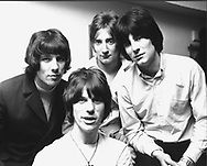 Jeff Beck Group  1967 with Jeff Beck, Rod Stewart, Ron Wood and Aynsley Dunbar..© Chris Walter..