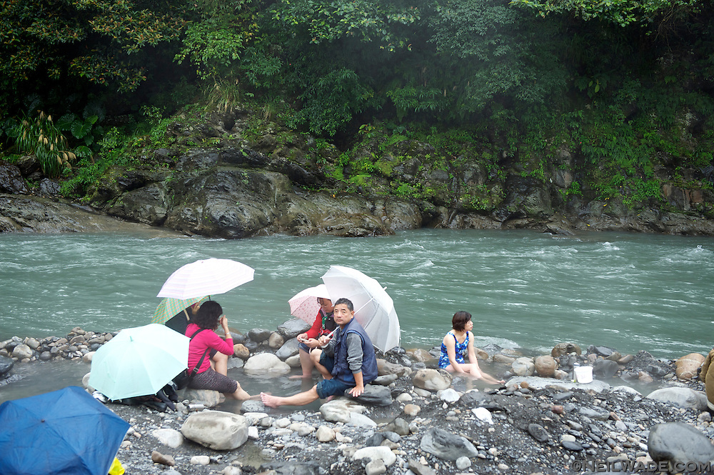 Wulai Wild Hot Springs