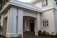 Colonial Architecture in Cochin is made up of an interesting blend of Portuguese, Dutch, British with elements of Indian design.