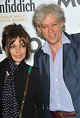 File photo -  Grieving Bob Geldof to wed his girlfriend Jeanne Marine