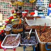 Mon Kok Wet Market; Kowloon, Hong Kong.