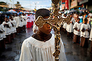 Final day of the St. Anthony's festival at Kochchikade, Colombo 13.