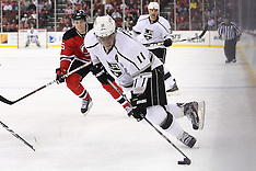 October 13, 2011: Los Angeles Kings at New Jersey Devils