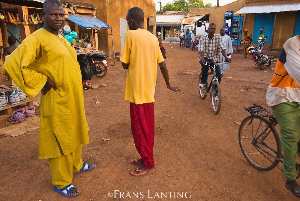 Street scene, Kedougou, Senegal